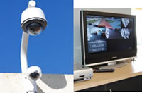 Cameras and Digital Recording by Powell Security Services, Albany