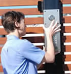 Intercom Systems by Powell Security Services, Albany